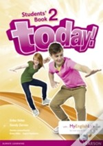 Today! 2 Students Book For Mel Pack
