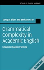 Grammatical Complexity In Academic English