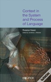 Context In The System And Process Of Language