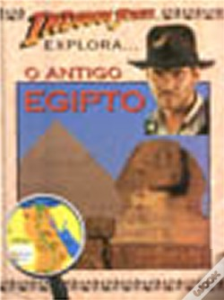 Wook.pt - Indiana Jones Explora o Antigo Egipto