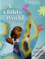 A Child's World with Life MAP CD-ROM and PowerWeb