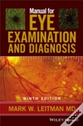 Manual For Eye Examination And Diagnosis