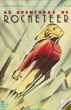 Wook.pt - As Aventuras de Rocketeer