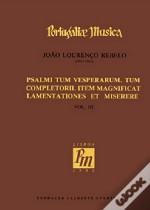 Psalmi Tum Vesperarum, Tum Completorii - Volume III