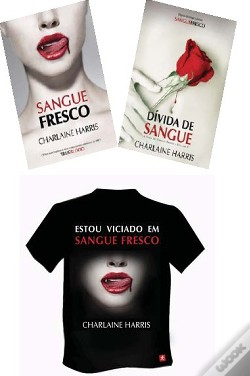 Wook.pt - Pack Sangue + T-Shirt