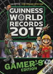 Guinness World Records Gamers Ed 2017