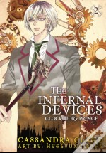 Infernal Devices Clockwrk Prince B