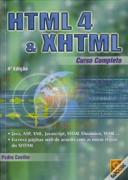 Wook.pt - HTML 4 & XHTML - Curso Completo