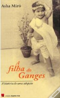 Wook.pt - A Filha do Ganges