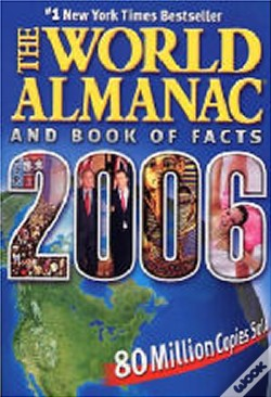 Wook.pt - The World Almanac and Book of Facts 2006