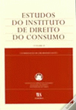 Wook.pt - Estudos do Instituto de Direito do Consumo - Volume II