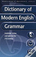 WORDSWORTH DICTIONARY OF MODERN ENGLISH