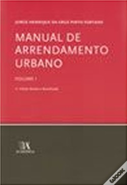 Wook.pt - Manual de Arrendamento Urbano - Volume I