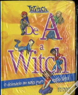 Wook.pt - Witch de A a Witch