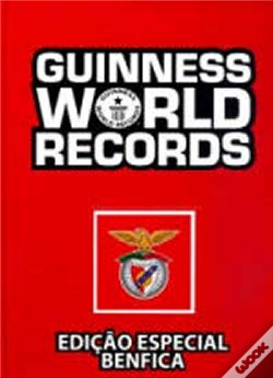 Wook.pt - Guinness World Records - Benfica