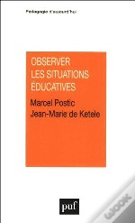 Observer Les Situations Educatives