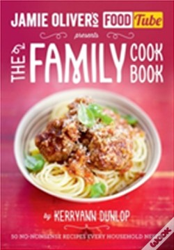 Wook.pt - Jamie'S Food Tube: The Family Cookbook