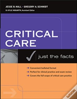 Wook.pt - Just The Facts In Critical Care Medicine