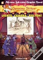 Geronimo Stilton Graphic Novels 16 Lights, Camera, Stilton!