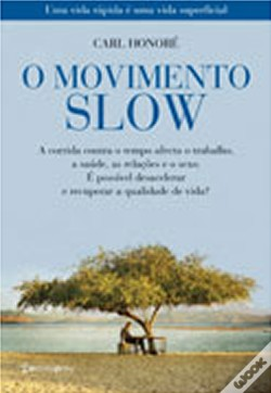 Wook.pt - O Movimento Slow