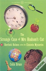 Strange Case Of Mrs. Hudson'S Cat