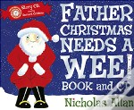 Father Christmas Needs A Wee Book & Cd