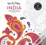 Vive Le Color! India (Coloring Book)