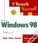 Teach Yourself Windows 98
