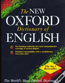 Wook.pt - The New Oxford Dictionary of English