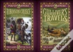 Perfect Partners: Gulliver'S Travels & Robinson Crusoe