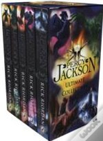 Percy Jackson Ultimate Collection X5 Pb