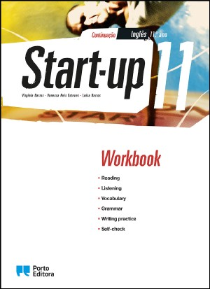 Workbook/How to Become a Good Writer and Speaker - Start-up - Inglês - Nível de Continuação - 11.º Ano