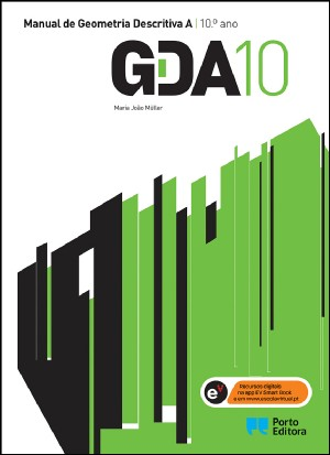 Manual de Geometria Descritiva A - 10.º ano
