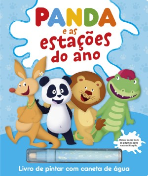 Panda e as estações do ano