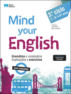 Mind Your English - 3.º Ciclo - 7.º, 8.º e 9.º Anos