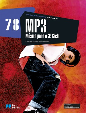 MP3 - Música para o 3.º Ciclo - 7.º/8.º Anos - Manual Digital