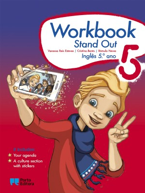 Workbook/My Tutor - Stand Out - Inglês - 5.º Ano