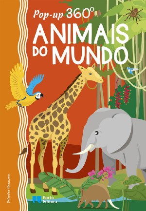 Pop-up 360° Animais do Mundo