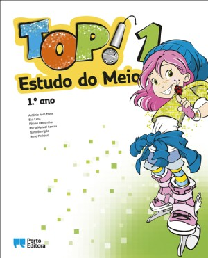 TOP! - Estudo do Meio - 1.º Ano - Manual Digital
