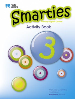 Activity Book - Smarties - Inglês - 3.º Ano