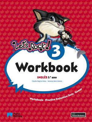 Workbook - Let's Rock! 3 - Inglês - 3.º Ano