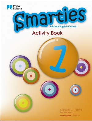 Activity Book - Smarties - Inglês - 1.º Ano
