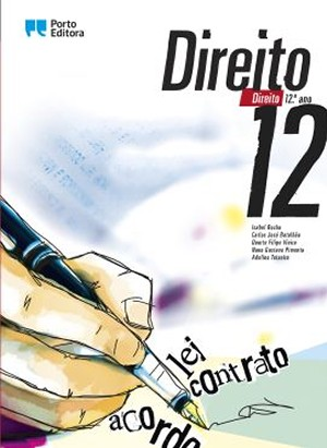 Direito - 12.º Ano - Manual Digital