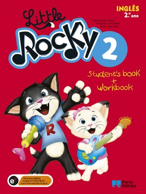Little Rocky 2 - Inglês - 2.º Ano (Student's book + Workbook)