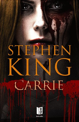 Carrie, Stephen King - 11x17